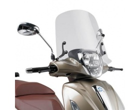 GIVI ζελατίνα 357A Beverly 125ie-300ie-350 '10-'14