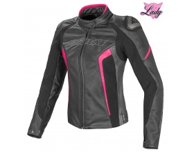 DAINESE Pelle Lady Racing D1 black/fuxia