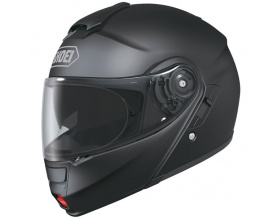 SHOEI Neotec mat black