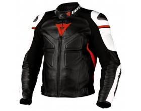 DAINESE Avro C2 Pelle black/white/red