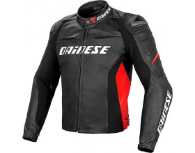 DAINESE Racing D1 Pelle black/red