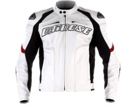 DAINESE Racing Pelle white