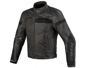DAINESE Stripes Evo Pelle black