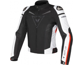 DAINESE Super Speed TEX black/white/red