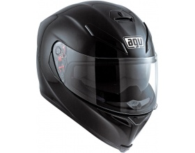 AGV K-5 solid black