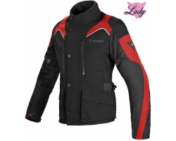 DAINESE Lady Tempest D-Dry® black/red