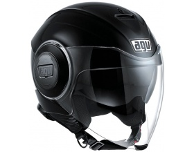 AGV Fluid solid black