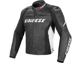 DAINESE Racing D1 Leather black/white