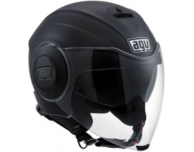 AGV Fluid mat black