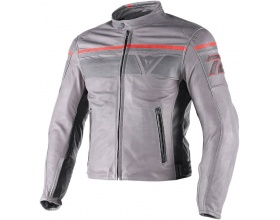 DAINESE BlackJack Leather smoke/black magnesium