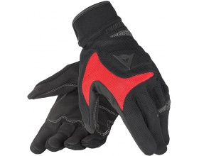 DAINESE Desert Poon black/red