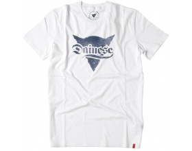 Dainese T-Shirt Flag white