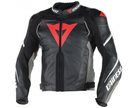 DAINESE Super Speed D1 Pelle black/anthracite/white