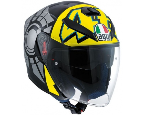 AGV K-5 JET Winter Test