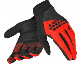 DAINESE Rock Solid-D black/red