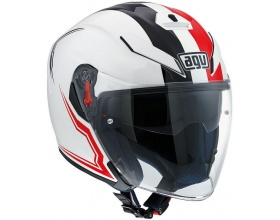 AGV K-5 JET Brave white/black/red