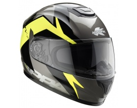 KAPPA KV21 Toledo black/yellow