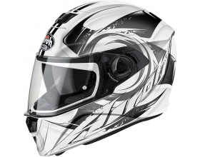 AIROH Storm Anger white/grey