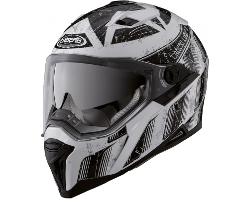 CABERG Stunt Steez black/white