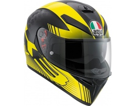 AGV K-3 SV Pinlock Glimpse black/yellow