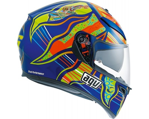 AGV K-3 SV Pinlock® Five Continents