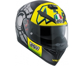 AGV K-3 SV Pinlock Winter Test 2012