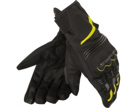 DAINESE Tempest D-Dry® Short black/yellow fluo