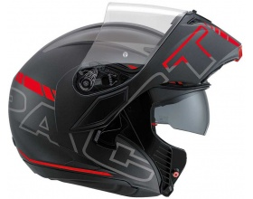 AGV Compact ST Pinlock® Seattle mat black/red