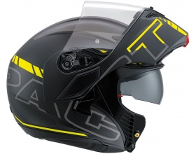 AGV Compact ST Pinlock® Seattle mat black/yellow