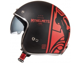 MT Le Mans SV Divenire mat black/red
