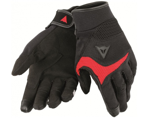 DAINESE Desert Poon D1 black/red