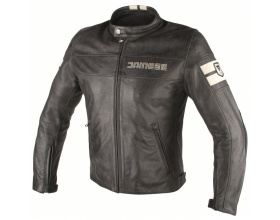 DAINESE HF D1 Leather black/ice