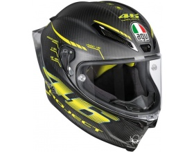 AGV Pista GP R E2205 PLK Project 46 2.0 Carbon Matt