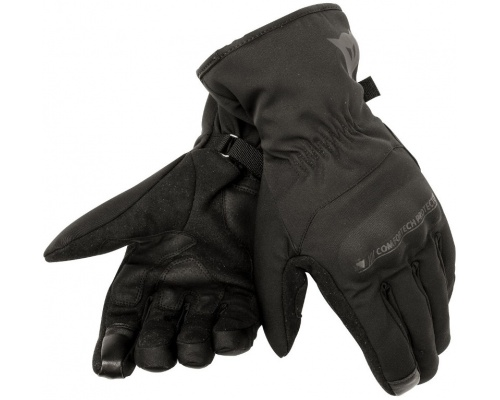 DAINESE Alley D-Dry® gloves black