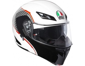 AGV Compact ST Pinlock® Vermont white/black/red