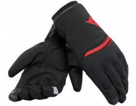 DAINESE Plaza 2 Unisex D-Dry® black/red
