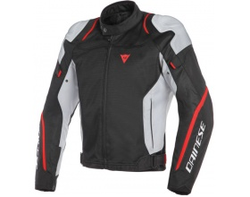 DAINESE Air Master Tex black/grey/red