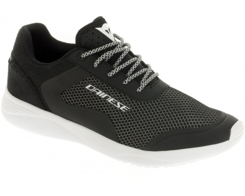 DAINESE Afterace shoes black/silver/white