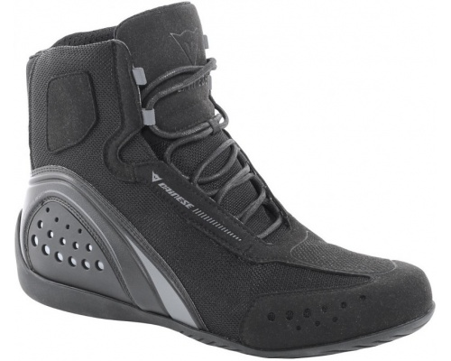 DAINESE Motorshoe Air JB black/anthracite