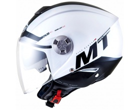 MT City Eleven gloss white/black
