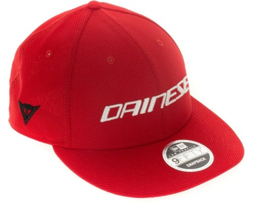 Dainese LP 9Fifty Diamond Era Snapback red