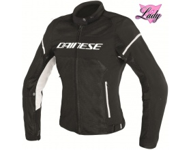 DAINESE Lady Air Frame D1 black/white