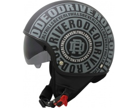 RODEO RD111 Logo black/grey mat