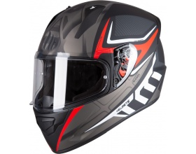 MT Stinger Acero mat black/grey