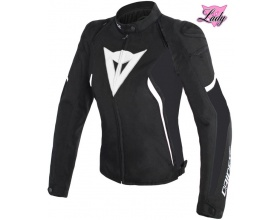 DAINESE Lady Avro D2 Tex black/white