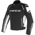 DAINESE Racing 3 D-Dry™ black/white