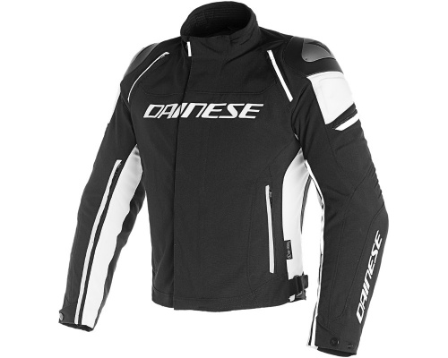 DAINESE Racing 3 D-Dry® black/white