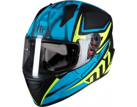 MT Stinger Acero mat blue/yellow