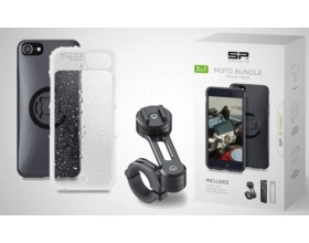 SP Connect™ Moto Bundle iPhone 8/7/6s/6 Βάση-Θήκη