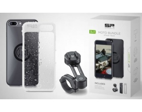 SP Connect™ Moto Bundle iPhone 8+/7+/6s+/6+ Βάση-Θήκη